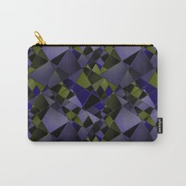 Geometric pattern.2 Carry-All Pouch