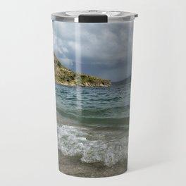 Beach at St. Kitts Travel Mug