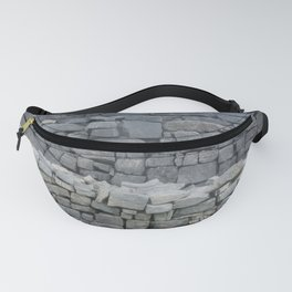 Dry stone wall Fanny Pack