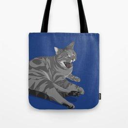 Apathy Killed the Cat Tote Bag