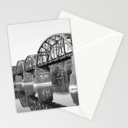 Quiet Reflections 2 - B/W Stationery Cards