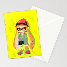 squid squid squid squid squid  Stationery Cards