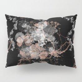 Black Spring II Pillow Sham