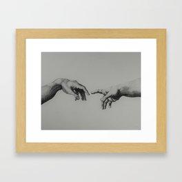 Divine Inspiration Framed Art Print