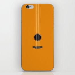 guitar art iPhone Skin
