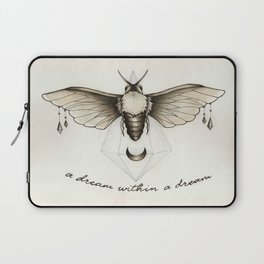 A dream within a dream Laptop Sleeve