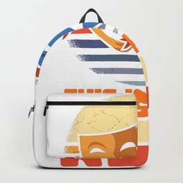 Theater actor vintage Backpack