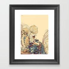 tulipa Framed Art Print