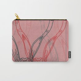 You Say That You Hear Me Only When I Touch You With My Hands PT.2 Carry-All Pouch
