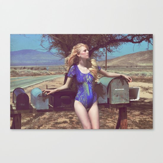 Sabine 2 Canvas Print
