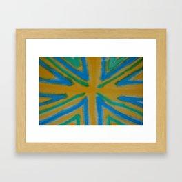 Cheese n Onion Jack Framed Art Print