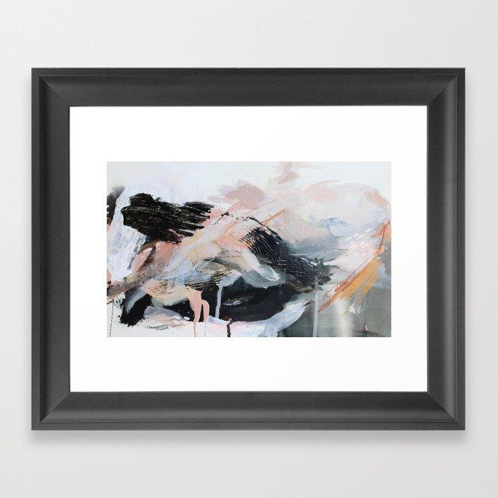 1 3 5 Framed Art Print