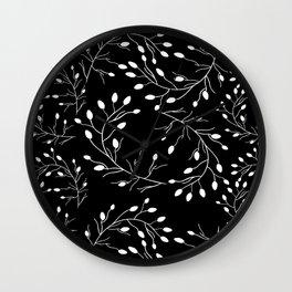 Fona Flourish Wall Clock