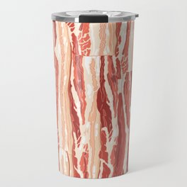 Bacon pattern Travel Mug