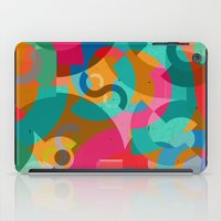 picasso iPad Cases featuring Pattern Picasso by Tony Vazquez