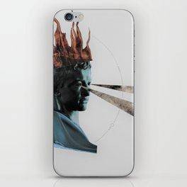 The Greatest Emperor iPhone Skin