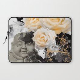Wake Up And Smell The Roses Laptop Sleeve