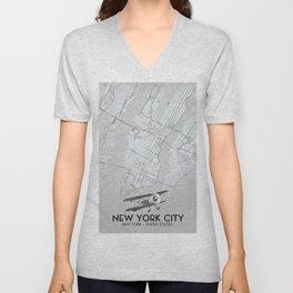 New York New York United states Unisex V-Neck