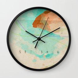 North Atlantic current Wall Clock