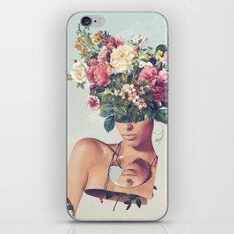 Flower-ism iPhone Skin