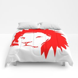 lion hearted Comforters