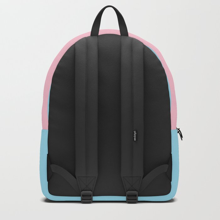 cool. calm. collected. Backpack