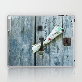 Italian News Laptop & iPad Skin
