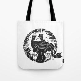 Sailor Love Tote Bag