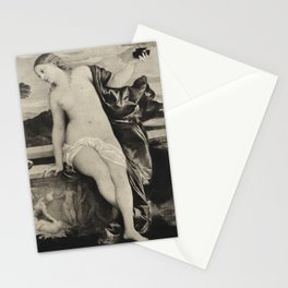 Sacred And Profane Love Stationery Cards