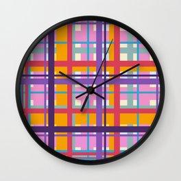 Geometric Shape 08 Wall Clock