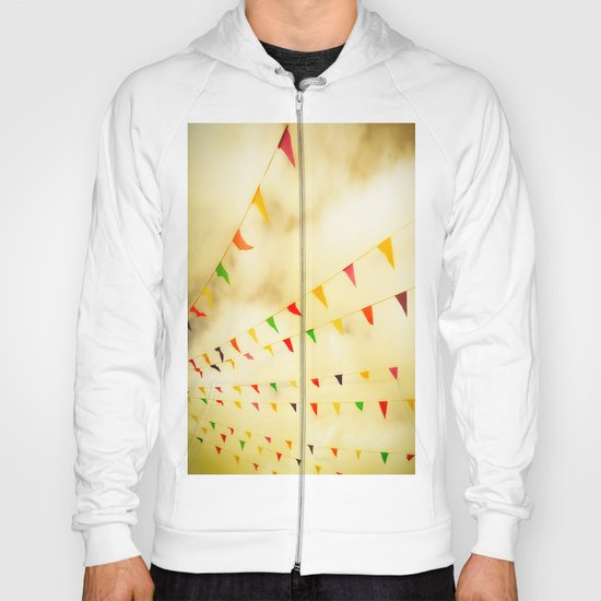 Flags & Color Hoody