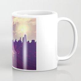 Arizona Canyon Sunshine Coffee Mug