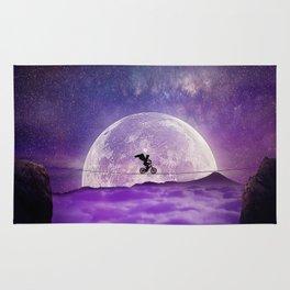 balance boy moonlight Rug