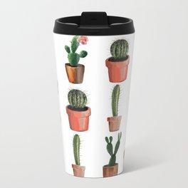 Various Cacti Travel Mug