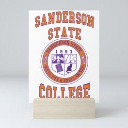 Sanderson State Mini Art Print
