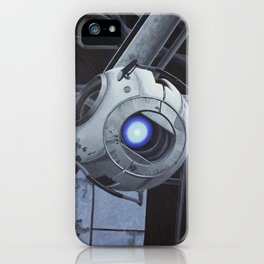 Robot (2012) iPhone Case