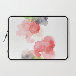 170714 Abstract Watercolour Play 15 |Modern Watercolor Art | Abstract Watercolors Laptop Sleeve