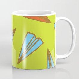Paper Planes Coffee Mug