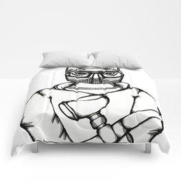 Paintball Kitty Comforters