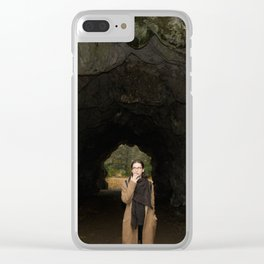 The Transition from Summer to Winter Clear iPhone Case