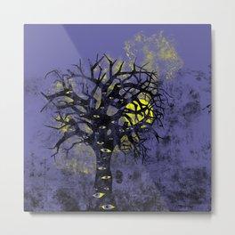 The Vision Tree Metal Print