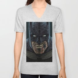 Beat-up Bats Unisex V-Neck