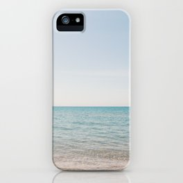 Michigan, Lake iPhone Case