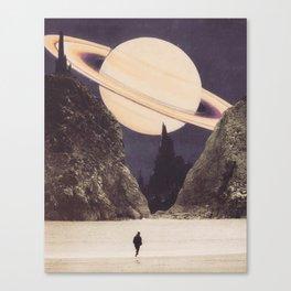 'Envisage Heliocentric' Canvas Print