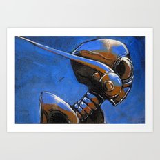 XA-82 Art Print