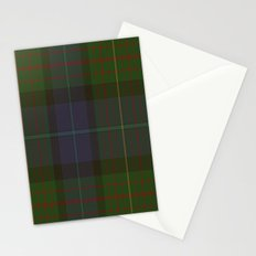 Tartan Texture (2) Stationery Cards