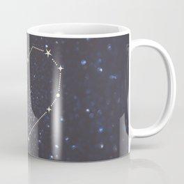 Shining Heart Constellation Coffee Mug