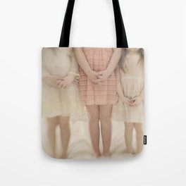 pretty little maidens Tote Bag