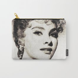 Gina Lollobrigida Carry-All Pouch
