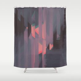 Landscaping Trials Shower Curtain